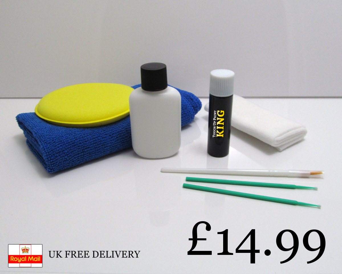 paint and polish scratch repair kit